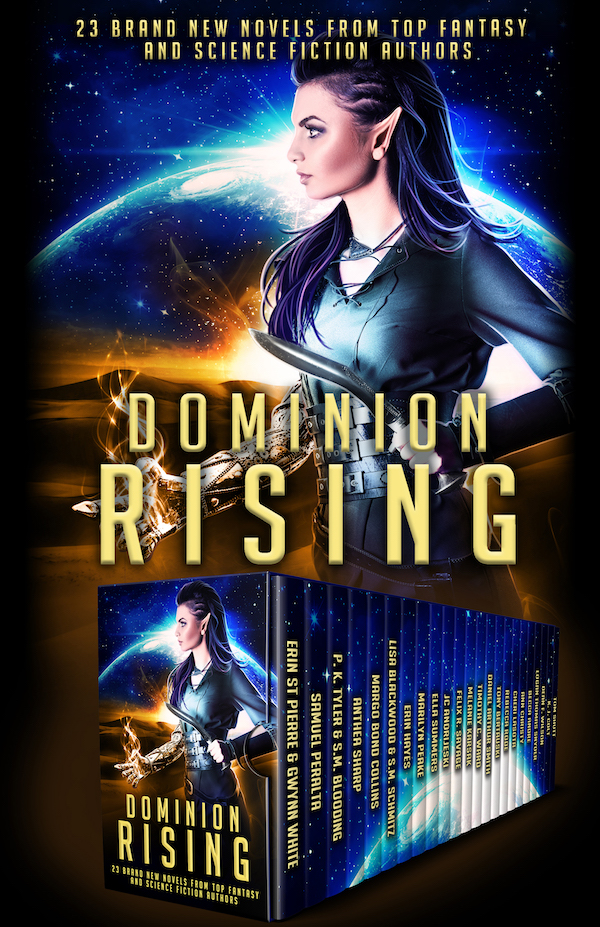 Dominion Rising Boxed Set