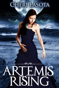 Artemis Rising - Ebook Cover