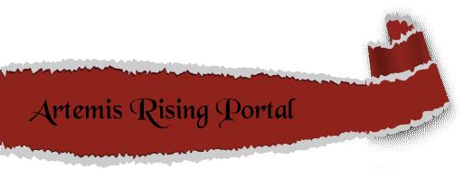 Artemis Rising Portal