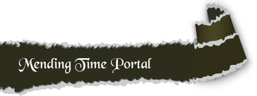 Mending Time Portal