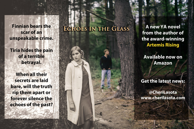 Echoes in the Glass Tagline