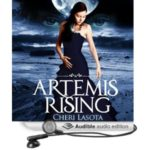 Audible Artemis Rising Cover
