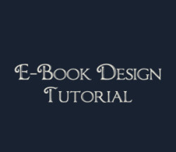 E-book Design Tutorial