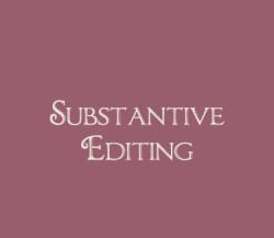 Substantive Editing