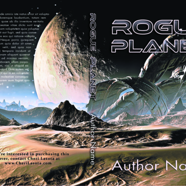 Pre-Made 4_Print Cover_Rogue Planet_Web