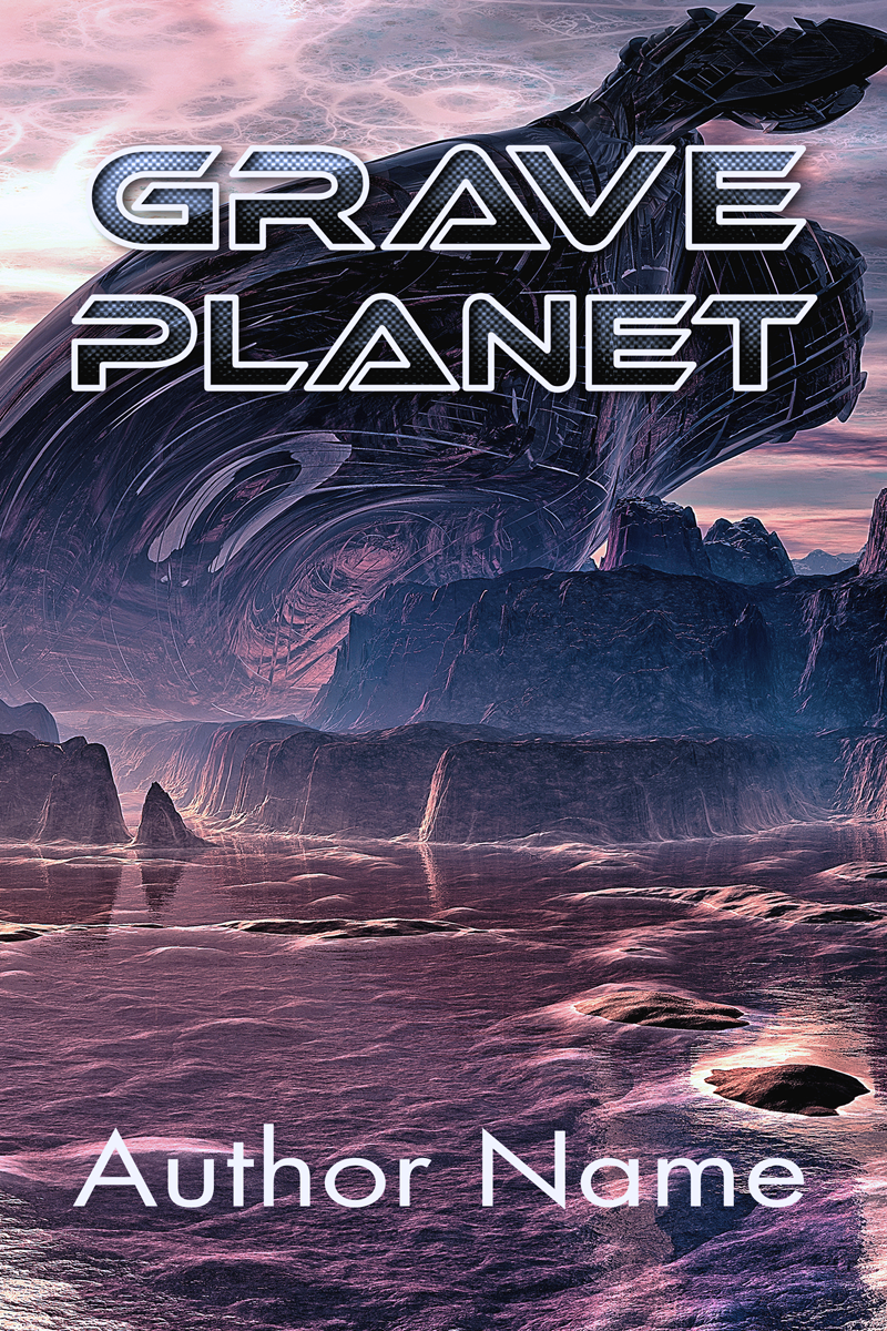 Pre-Made Cover 5_Ebook Cover_Grave Planet_Master_Web