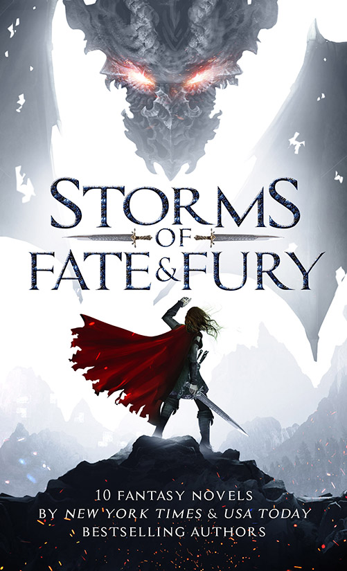 Storms of Fate and Fury Anthology