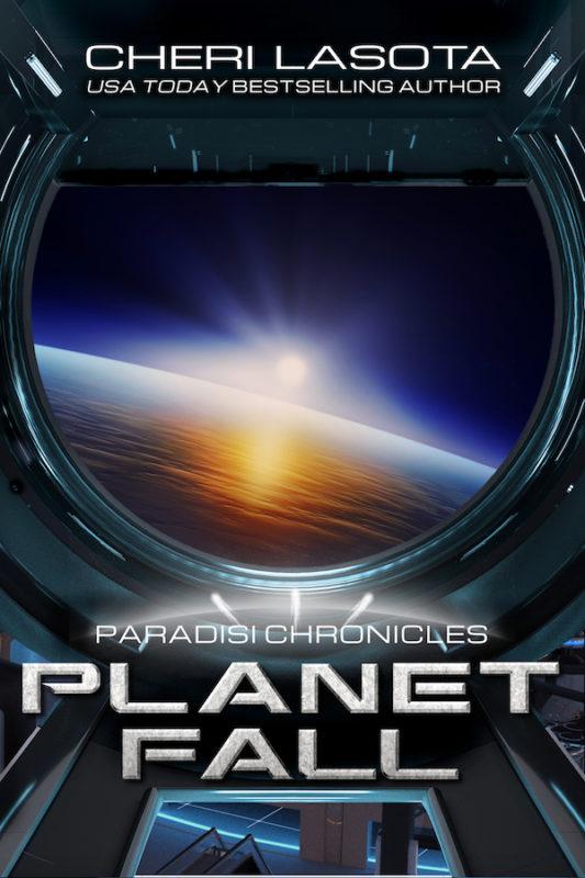PlanetFall | Author Cheri Lasota